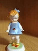 Katicás kislány - Bodrogkeresztúri