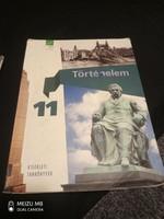 Történelem 11. tankönyv FI-504011101