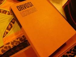 Orvosi lexikon 4 kötetben
