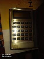Retró Vintage Texas Instruments TI 1750 számológép TI1750 LCD