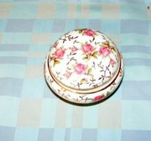 Bavaria rózsás bonbonier, ékszertartó
