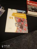 Matematika tankönyv 11
