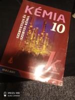 Kémia 10. tankönyv (MS-2620U