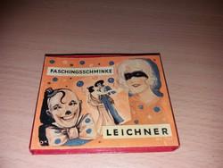 Vintage Leichner Farsangi Arcfestő Kréta