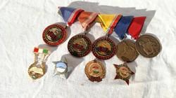 Munkásőr kitüntetések