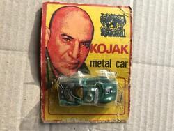Metalcar Kojak matchbox dobozában újszerű