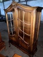 Warrings 120cm vitrines szekrény