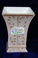 Herendi Cubash négyszög alapú váza