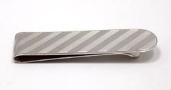 Ezüst pénzcsipesz (ZAL-Ag82697)
