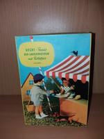 Vintage Perfekt Babacipő Eredeti Dobozában
