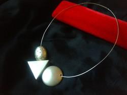 Angol Designer ezüst nyakék mester jellel.Különlegesség
