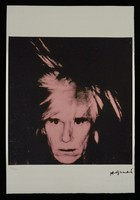 Andy Warhol a kócos!!!