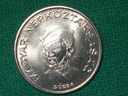 20 Forint 1982 ! Nem Volt Forgalomban ! Verdefényes !  Az első 20 Forintos !