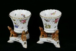Royal Crown Derby Stephenson and Hancock kupák 1782-1800