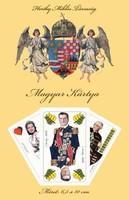 Magyar kártya a Horthy kor legismertebb személyiségeivel