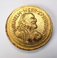 1588-as érem másolata.