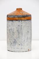 Gorka Lívia palack alakú váza