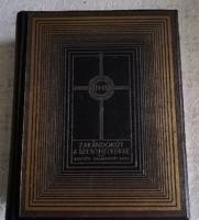 ZARÁNDOKÚT A SZENTHELYEKRE  A SZENTÉVEK TÖRTÉNETÉVEL - Dr. Révay József 1933