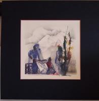 Tscheligi Lajos: Kilátás a hegyekre