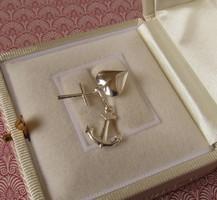 Hit - remény - szeretet ezüst medál - új ékszer