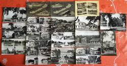 17 darab Balaton témájú képeslap.