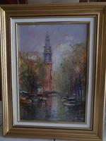 Mág Tamás : Amsterdam
