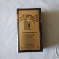 EREDETI féláron!  Antonio Banderas The Golden Secret EDT 50ml férfi parfüm eredeti bontatlan