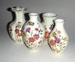 Zsolnay vázák hagyatékból - 4db