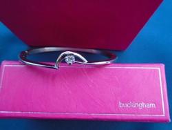 Angol királyi karperec buckingham márkájú