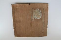 Gorka Lívia kerámia fali lap 31x31