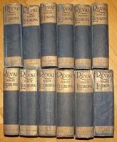 RÉVAI Nagy Lexikona sorozat 12 kötet 1911-1915 Eredeti Kiadás