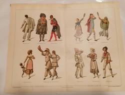 Pallas Nagy Lexikon 1 lapja cca 1880