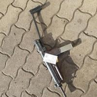 Csehszlovák vz26 géppisztoly, puska, riasztóvá hatástalanítva