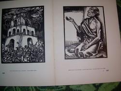 Magyar Iparművészet 1930. 10.szám Rosner cikk Fametszetek Molnár C. Pál, Conrad, Kozma, Divéky