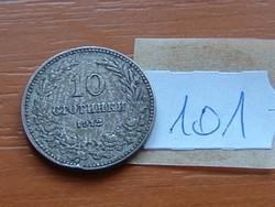 BULGÁRIA 10 CTOTINKI 1912 101.