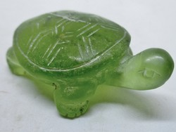 Gyönyörű valódi jáde teknőc