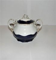Zsolnay Pompadour III. cukortartó kávés  készlethez
