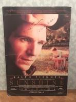 Ralph Fiennes autogramja moziplakaton