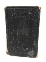 Új Testamentom, azaz: a mi Urunk Jézus Krisztusnak Új Szövetsége -Budapest 1895 Károli Gáspár /E017/