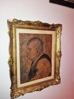 Cserepes István : Tanító Mesterének 1927 Szénrajz