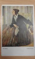Régi képeslap, Wiener Kunst