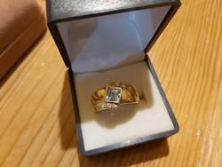 14 k  arany  gyűrű cayde részére!