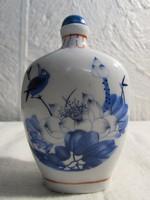 Kinai tubákos fiola porcelánbol