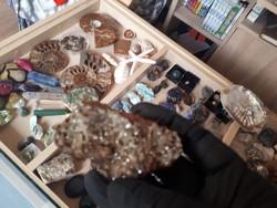 Nyers ásvány rög titanit/ bauxit
