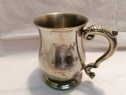 Pewter ón pohár