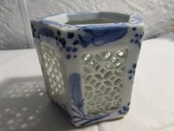 19. századi Kinai porcelan tégeny