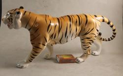 Porcelán nagy méretű tigris 215
