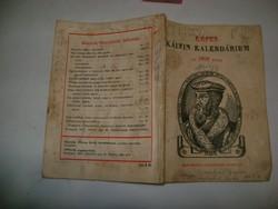 Képes Kálvin Kalendárium az 1959-es évre