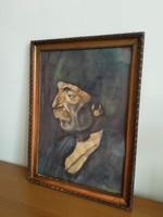 Paraszti portré