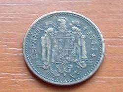 SPANYOL 1 PESETA 1944 #